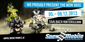 Swatch snow mobile - Saalbach/Hinterglemm