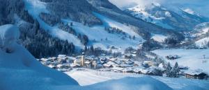 Nicht nur perfekt für Gruppenreisen ist Saalbach-Hinterglemm, nein: auch schön ist es dort...