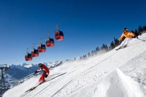 So traumhaft ist der Winter im Jänner in Saalbach-Hinterglemm!