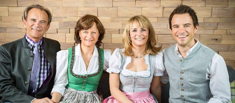 Fest in der Hand der Familie Steger: Der Barbarahof!