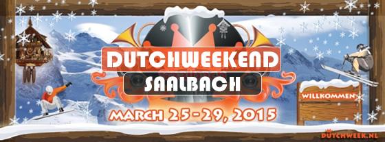 Nicht spanisch, sondern niederländisch wird euch in diesem Zeitraum einiges in Saalbach-Hinterglemm vorkommen...