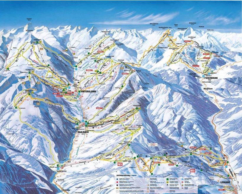 TirolS: Was für ein Skigebiet!
