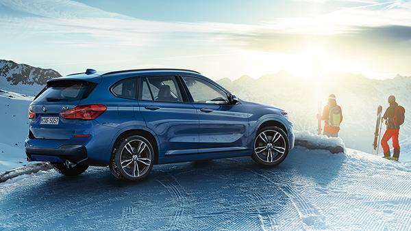 Schnee, Eis und eher schwierige winterliche Fahrsituationen? Für dieses Auto kein Problem!