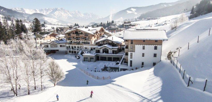 Besonders herrlich ist dieser Ort im Winter!